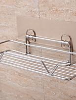 Недорогие -Мыльницы и держатели Новый дизайн / Cool Современный Нержавеющая сталь / железо 1шт На стену