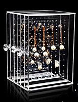 economico -Conservazione Organizzazione Collezione di gioielli Acrilico Forma rettangolare Creativo
