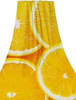 abordables -Qualité supérieure Serviette de bain, Géométrique / 3D Print Polyester / Coton Salle de  Bain 1 pcs