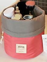 abordables -Espace de rangement Organisation Organisateur de maquillage cosmétique Tissu Forme irrégulière Flip-open Cover / Découvert