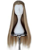 Недорогие -Косплэй парики Косплей Косплей Аниме Косплэй парики 30 дюймовый Термостойкое волокно Все Хэллоуин парики