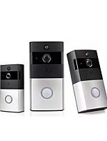 Недорогие -квартиры смарт-видео дверной звонок с chime hd wifi визуальный видео дверной звонок