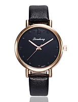 cheap -Women's Dress Watch / Wrist Watch Chinese New Design / Casual Watch PU Band Casual / Fashion Black / White / Blue