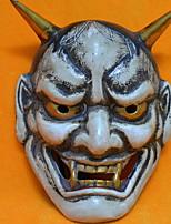 Недорогие -Праздничные украшения Украшения для Хэллоуина Маски на Хэллоуин Декоративная / Cool Белый 1шт