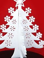 Недорогие -Рождественские украшения Праздник пластик Рождественская елка Оригинальные Рождественские украшения