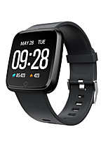 cheap -Smart Bracelet Smartwatch Y7 for Android iOS Bluetooth Sports Waterproof Heart Rate Monitor Blood Pressure Measurement Calories Burned Stopwatch Pedometer Call Reminder Sleep Tracker / Alarm Clock