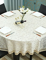 cheap -Contemporary Nonwoven Round Table Cloth Geometric / Patterned Table Decorations 1 pcs