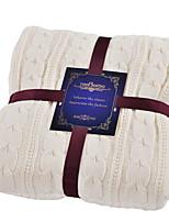 baratos -Super Suave, Impressão Reactiva Sólido Tricô cobertores