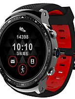 cheap -Smartwatch CW703 for Heart Rate Monitor / Calories Burned / GPS / Hands-Free Calls / Touch Screen Timer / Pedometer / Call Reminder / Activity Tracker / Sleep Tracker / WCDMA (850/900/1900/2100MHz)
