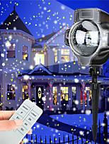 Недорогие -KWB 1шт 5 W LED прожекторы Водонепроницаемый / Диммируемая / Декоративная Белый / Разные цвета 100-240 V Уличное освещение / двор / Сад