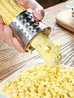 baratos -Utensílios de cozinha Aço Inoxidável Gadget de Cozinha Criativa Utensílios de Fruta e Vegetais Milho 1pç
