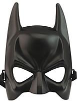 preiswerte -Urlaubsdekoration Halloween-Dekorationen Halloween-Masken Dekorativ / Cool Schwarz 1pc