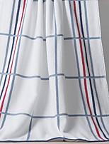 abordables -Qualité supérieure Serviette de bain, Rayé 100% Coton Salle de  Bain 1 pcs