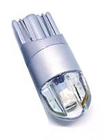 baratos -1 Peça T10 Carro Lâmpadas SMD 3030 150 lm 2 LED Luz Diurna Para Toyota Yaris / RAV4 / Highlander Todos os Anos