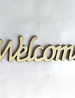Недорогие -Свадьба деревянный Свадебные украшения Праздник / Свадьба / Семья Все сезоны