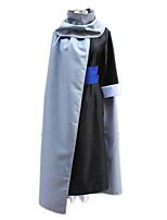 economico -Ispirato da Gintama Cosplay Anime Costumi Cosplay Abiti Cosplay Tinta unica / Manga Top / Pantaloni / Cintura Per Per uomo