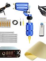 baratos -Máquina de tatuagem Kit de tatuagem profissional - 1 pcs máquinas de tatuagem, Profissional / Conjuntos / Fácil de Instalar Liga de Alúminio 1xMáquina Tatuagem rotativa para linhas e sombras