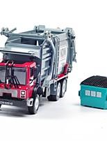 Недорогие -Игрушечные машинки Строительная техника Транспорт / Транспортер грузовик Вид на город / Cool / утонченный Металл Все Для подростков Подарок 1 pcs
