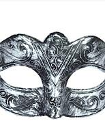 Недорогие -Праздничные украшения Украшения для Хэллоуина Маски на Хэллоуин Декоративная / Cool Серебряный 1шт