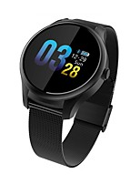 cheap -Smart Bracelet Smartwatch JSBP-B35 for Android iOS Bluetooth Sports Waterproof Heart Rate Monitor Blood Pressure Measurement Touch Screen Pedometer Call Reminder Activity Tracker Sleep Tracker