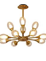 preiswerte -LWD Kerzen-Stil / Sputnik / Kegel Kronleuchter Raumbeleuchtung - Neues Design, Candle-Art, Baum, 110-120V / 220-240V Glühbirne nicht inklusive