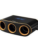 economico -Auto Singolo / Caricatore presa USB Car 2 porte USB per 12 V