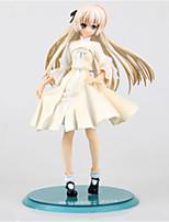 cheap -Anime Action Figures Inspired by Yosuga no Sora Kasugano Sora PVC(PolyVinyl Chloride) 20 cm CM Model Toys Doll Toy Unisex