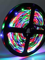 economico -HKV 5m Strisce luminose LED flessibili 300 LED 3528 SMD Colori primari Accorciabile / Collagabile / Auto-adesivo 12 V