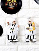 Недорогие -2pcs Резина Модерн / Простой стиль для Украшение дома, Домашние украшения Дары