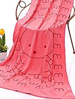 abordables -Qualité supérieure Serviette de bain, Animal Polyester / Coton Salle de  Bain 1 pcs