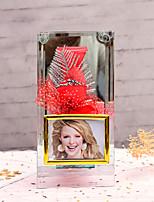 Недорогие -1шт Стекло / пластик Модерн / Простой стиль для Украшение дома, Подарки / Домашние украшения Дары