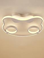 Недорогие -Оригинальные Монтаж заподлицо Рассеянное освещение - Матовая, Защите для глаз, Очаровательный, 110-120Вольт / 220-240Вольт, Теплый белый / Холодный белый, Светодиодный источник света в комплекте