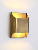 baratos -JLYLITE Estilo Mini Moderno / Contemporâneo Quarto de Estudo / Escritório / Interior Metal Luz de parede 110-120V / 220-240V 5 W