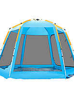 cheap -TANXIANZHE® 6 person Family Tent Double Layered Automatic Camping Tent One Room  Outdoor Windproof 2000-3000 mm  for Camping / Hiking / Caving Oxford Cloth 360*360*190 cm / Rain-Proof