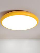 baratos -Montagem do Fluxo Luz Ambiente - Tricolor, 110-120V / 220-240V, Branco quente + branco, Fonte de luz LED incluída