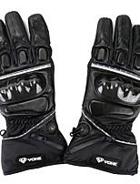 Недорогие -YOHE Полныйпалец Универсальные Мотоцикл перчатки Углеродное волокно Сенсорный экран / Водонепроницаемость