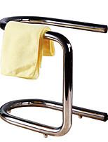 Недорогие -Держатель для полотенец Cool / Креатив Современный Нержавеющая сталь / железо 1шт Сушители для полотенец На стену