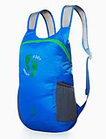 Недорогие -30 L Рюкзаки - Легкость, Пригодно для носки, Воздухопроницаемость На открытом воздухе Пешеходный туризм, Походы, Путешествия Зеленый, Синий, Серый