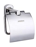 Недорогие -Держатель для ёршика Новый дизайн / Cool Современный Нержавеющая сталь 1шт Держатели для туалетной бумаги На стену