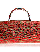cheap -Women's Bags Polyester Evening Bag Sequin Blue / Red / Black Grey