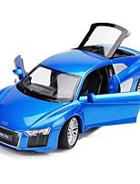 Недорогие -Игрушечные машинки Гоночная машинка Транспорт Автомобиль Вид на город Cool утонченный Металлический сплав Для подростков Все Мальчики Девочки Игрушки Подарок 1 pcs