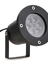 Недорогие -YouOKLight 1шт 12 W Свет газонные Декоративная RGB + белый 85-265 V Уличное освещение / двор / Сад