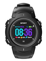 cheap -Smartwatch df13 for Android iOS Bluetooth Waterproof Heart Rate Monitor Calories Burned Long Standby Information Pedometer Call Reminder Sleep Tracker Alarm Clock / Camera Control / 250-300