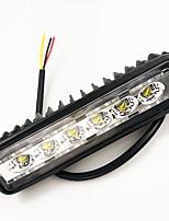 Недорогие -1 шт. Нет Автомобиль Лампы 60 W Высокомощный LED 6000 lm 18 Светодиодная лампа Внешние осветительные приборы Назначение Универсальный Универсальный Все года