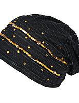 Недорогие -Жен. Классический / Праздник Широкополая шляпа - Сетка Полоски