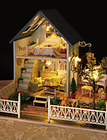Недорогие -Кукольный домик Милый / утонченный Романтика Современный 1 pcs Куски Детские / Взрослые Подарок
