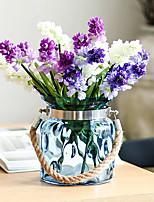 Недорогие -Искусственные Цветы 1 Филиал Классический европейский / Пастораль Стиль Гиацинт Букеты на стол