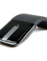 economico -Factory OEM Wireless 2.4G topo ufficio 3 pcs chiavi Luce LED 3 livelli DPI regolabili 3 tasti programmabili 1200 dpi