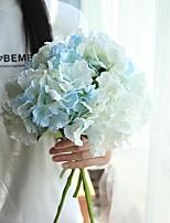 Недорогие -Искусственные Цветы 10 Филиал Классический Modern Гортензии Букеты на стол