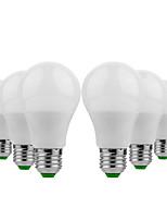 Недорогие -YWXLIGHT® 6шт 5 W 400-500 lm E26 / E27 Круглые LED лампы 10 Светодиодные бусины SMD 5730 Тёплый белый / Холодный белый 12 V